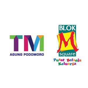 Blok M Square
