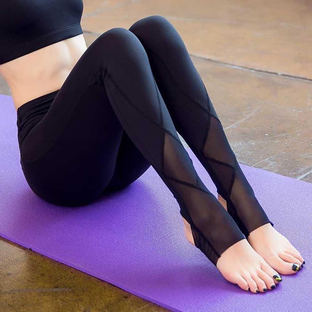 Celana Legging Yoga Wanita Gotomalls