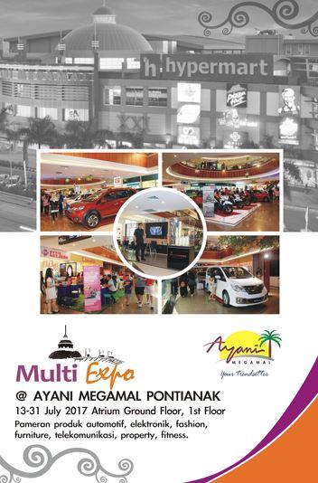 Multi Expo at Ayani Mega Mall