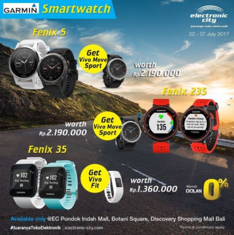 Buy 1 Get 1 Free for Smartwatch at Electronic City