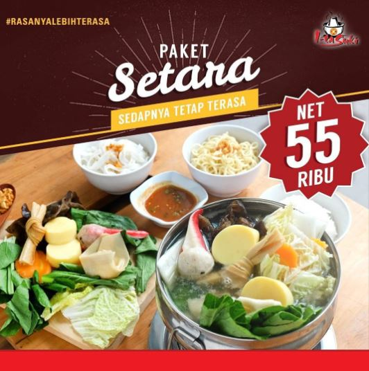 Setara Package at I-Tasuki