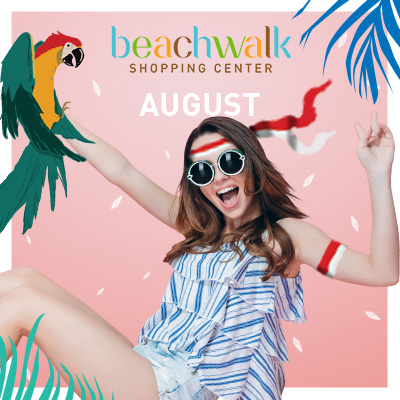 Sweet Summertime August 2017 at Beachwalk