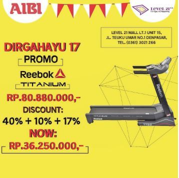 Discount of Independence from Aibi at Level 21