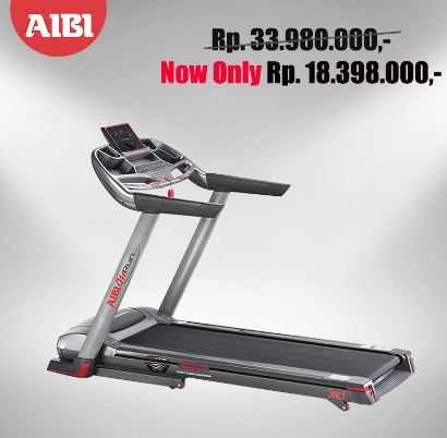 Sale Aibi Treadmill at Level 21 Mall Denpasar
