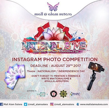 Instagram Photo Competition from Mall @ Alam Sutera