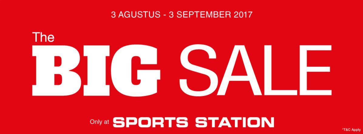 Big Sale Up To 70% from Sports Station