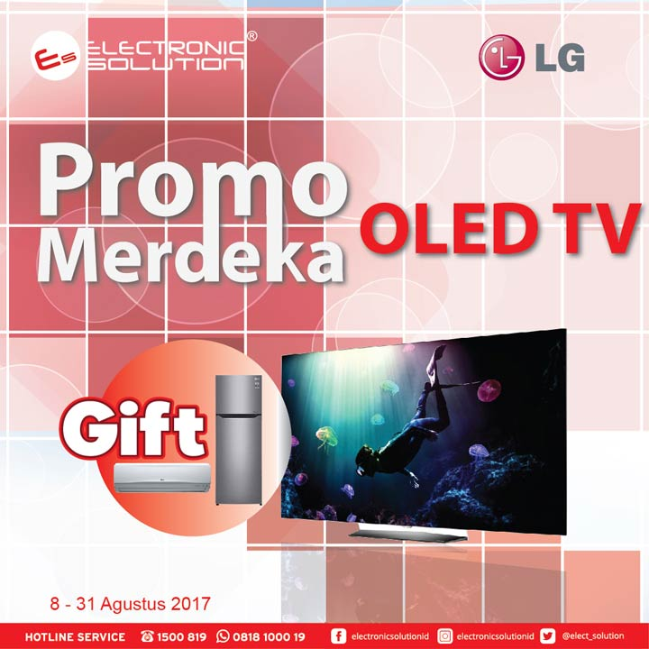LG TV Independence Promotions at Electronic Solution</h3>