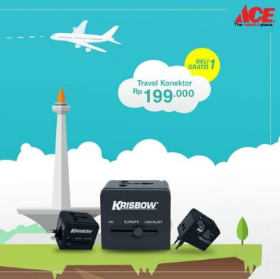 Get the latest Promotion at Ace Hardware Buy 1 Free 1</h3>