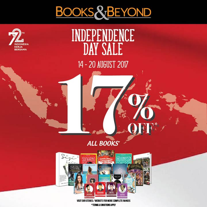 Discount 17% from Books & Beyond