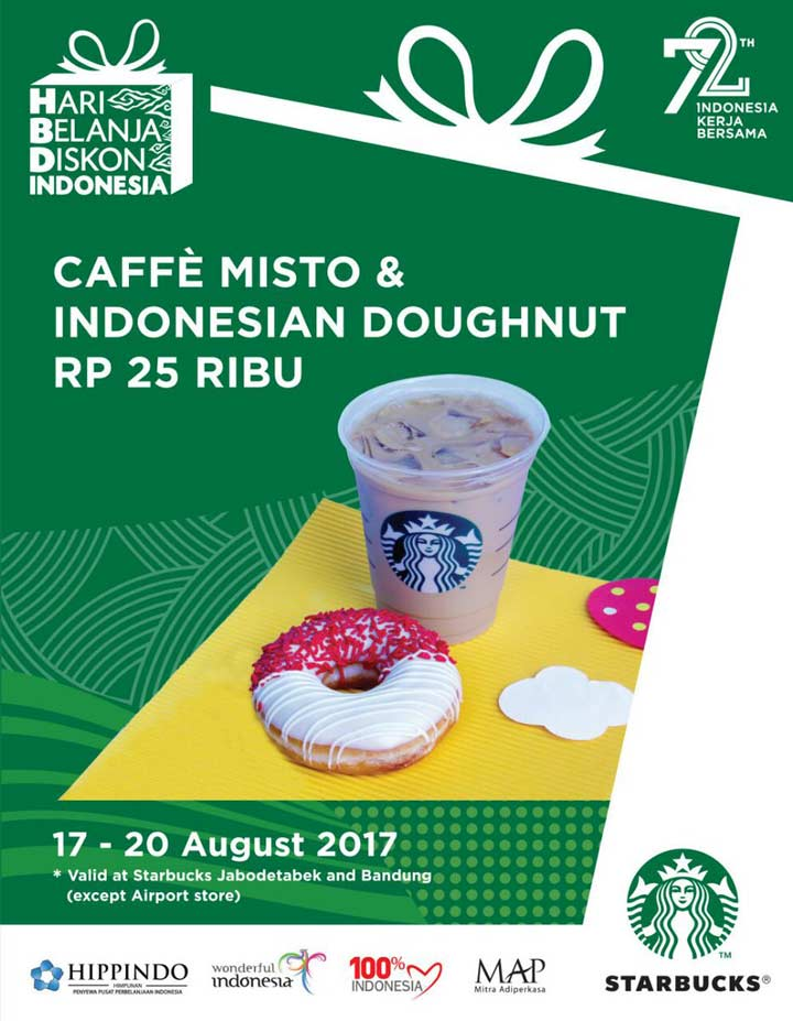 Special Price Promotions from Starbucks Coffee