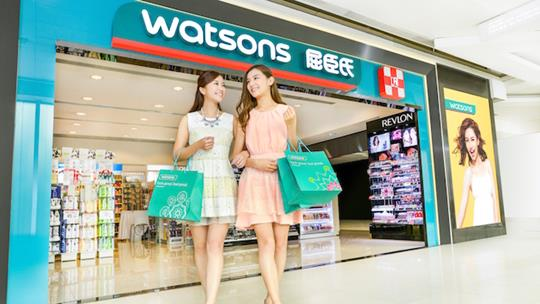 Promotion 11% from Watsons