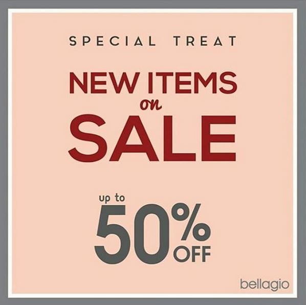 Discount Up to 50% at Bellagio