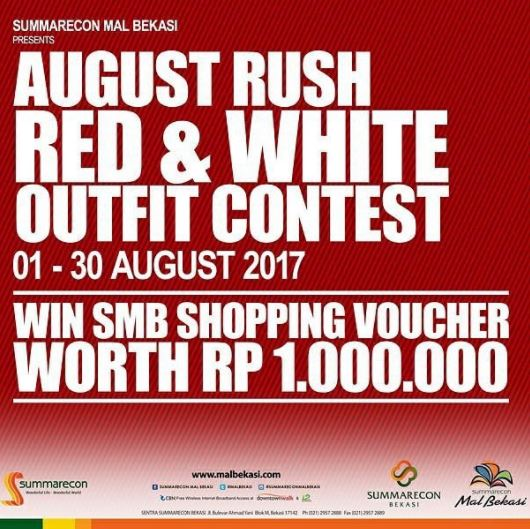 Interesting Promotion from Summarecon Mal Bekasi