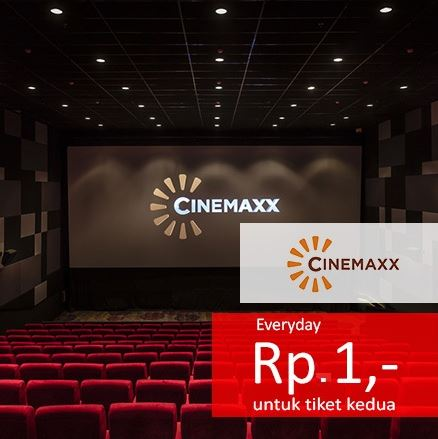 Ticket Every Day Only Rp 1 In Cinemax Xxi Lombok