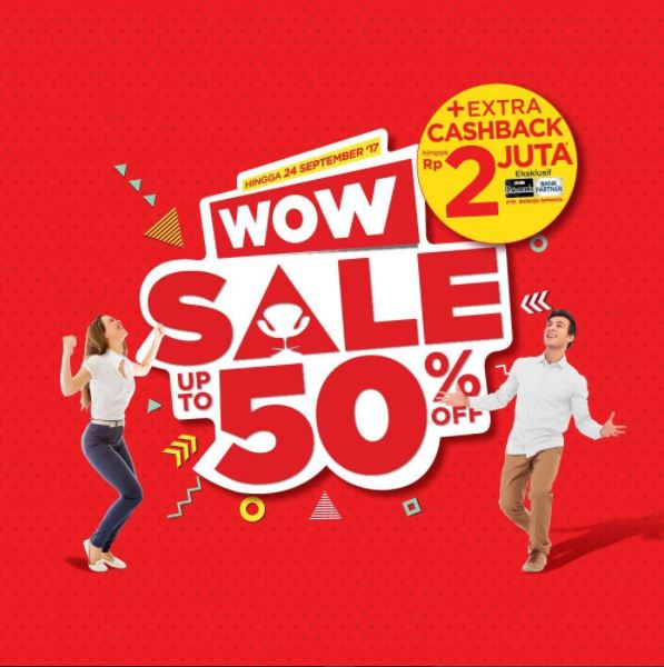 Wow Sale Up To 50% from Informa
