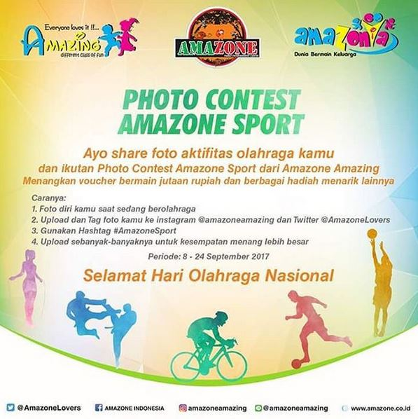 Photo Contest from Amazone
