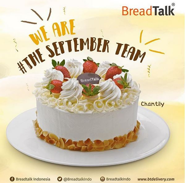 Instagram Contest from Breadtalk