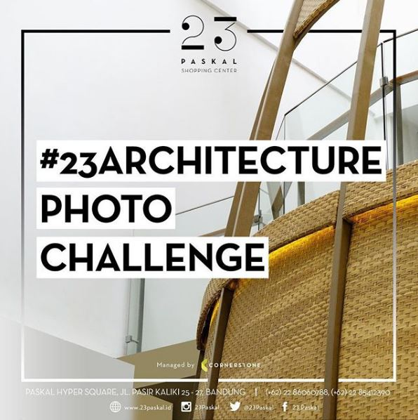 Photo Challenge at 23 Paskal Shopping Center