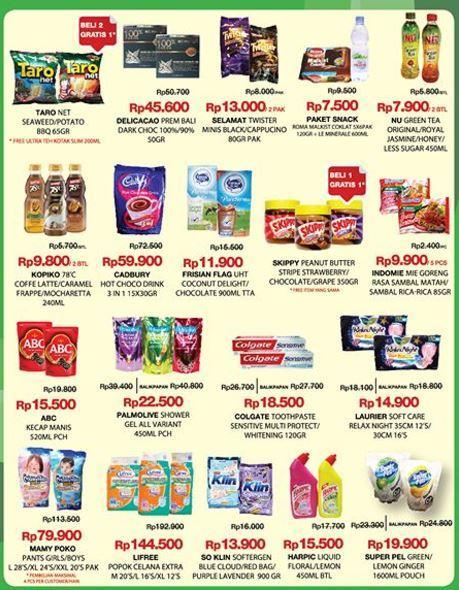 Promosi Potongan Harga Spesial Dari Farmers Market September 2017 Gotomalls