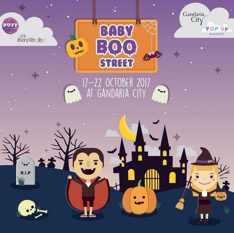 Baby Boo Street at Gandaria City