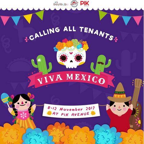 Viva Mexico at PIK Avenue