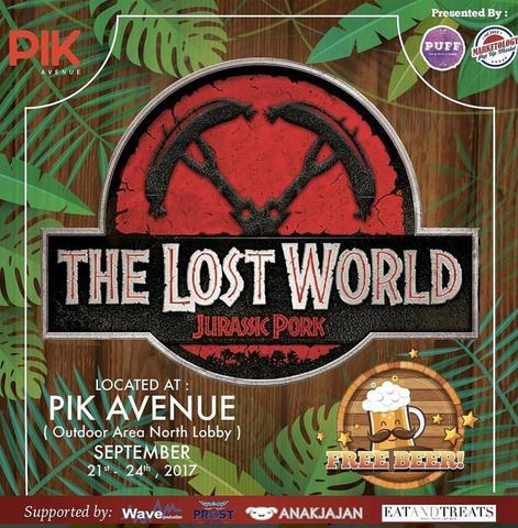 The Lost World at PIK Avenue