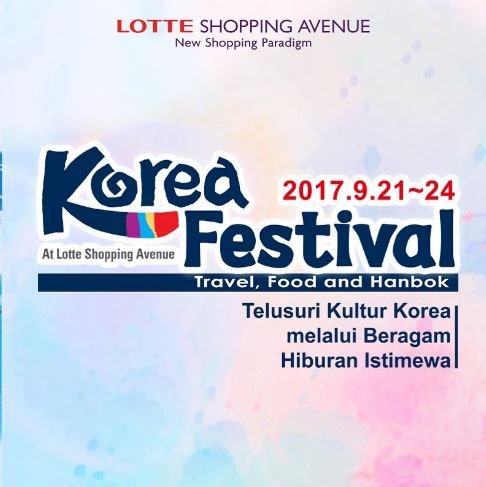 Korean Festival at Lotte Shopping Avenue