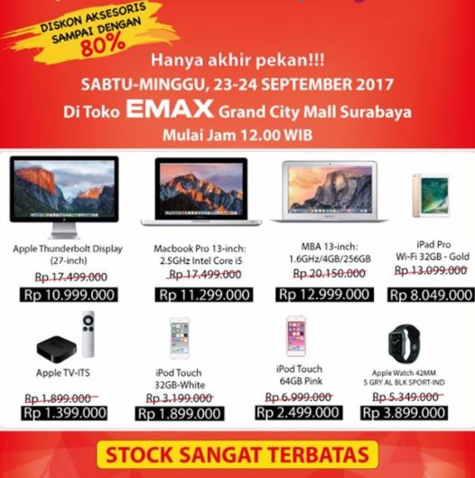 Emax Promotion Up to 80%