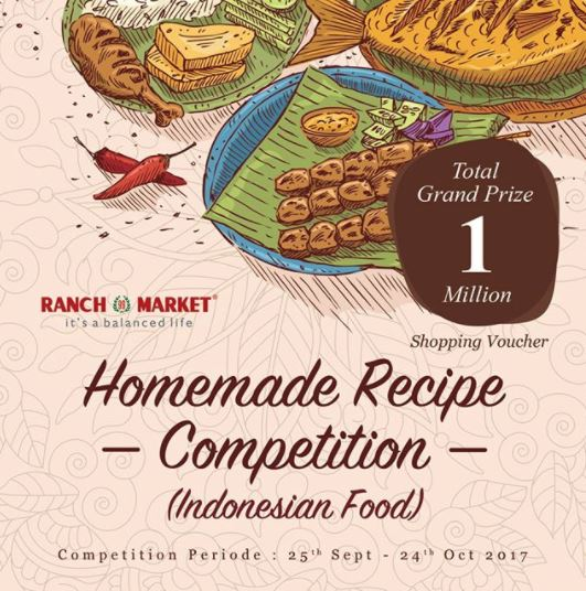Homemade Recipe Competition from Ranch Market