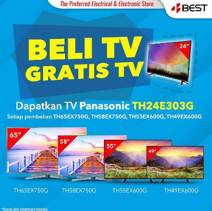 Buy TV Free TV at Best Denki