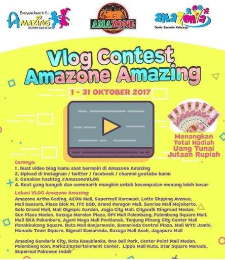 Vlog Contest Amazone Amazing