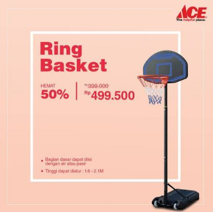 Get 50% Off from Ace Hardware