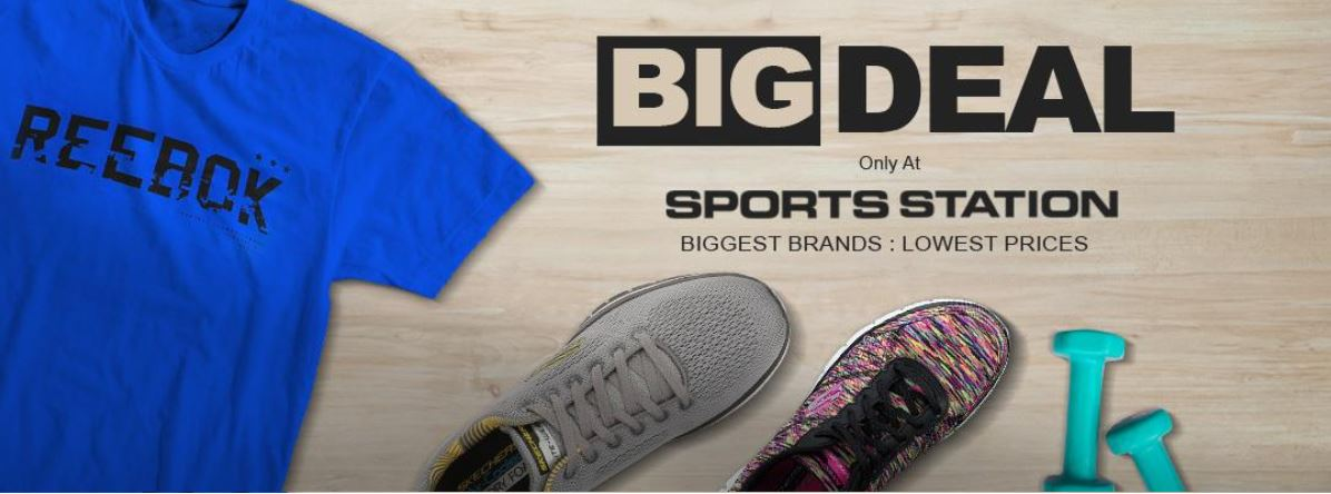 Big Deal Promotions from Sports Station