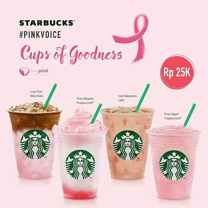 Special Price from Starbucks Coffee