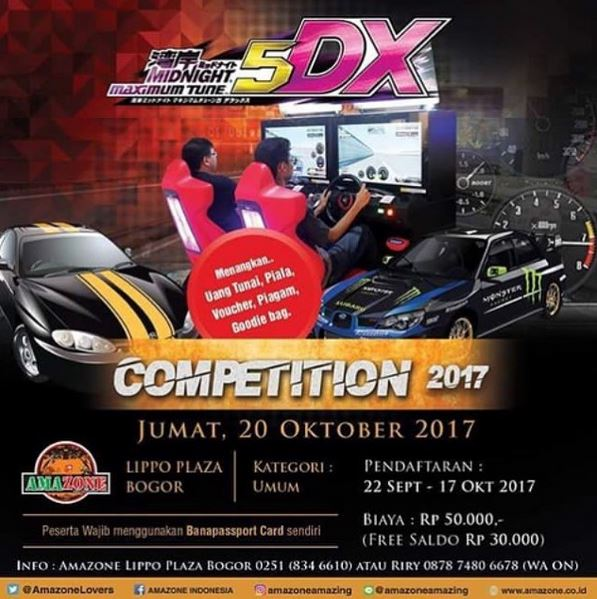 Maximum Tune 5DX Competition at Amazone Amazing