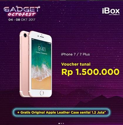 Cash Voucher Free Apple Original Leather Case Voucher At IBox
