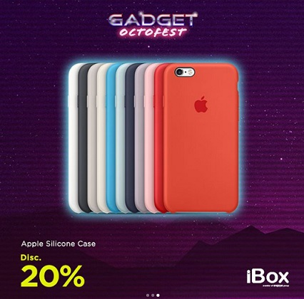 Apple Silicone Case Discount 20 At IBox