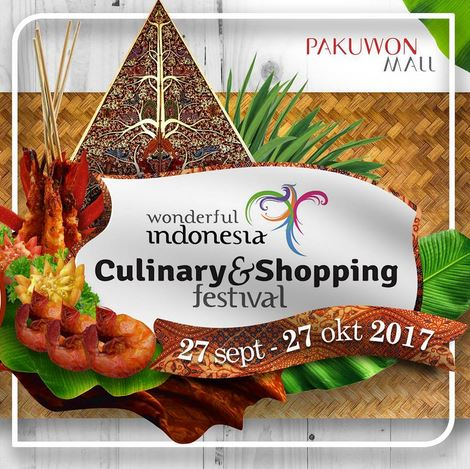 Culinary & Shopping Festival at Pakuwon Mall