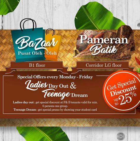 Pameran Batik at Pakuwon Mall