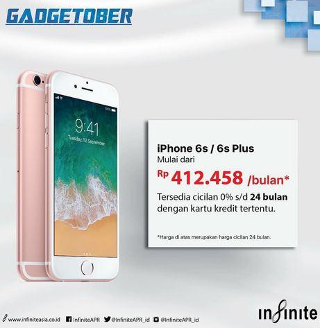 Promosi Iphone 6s di Infinite - Gotomalls e2cb532e4c