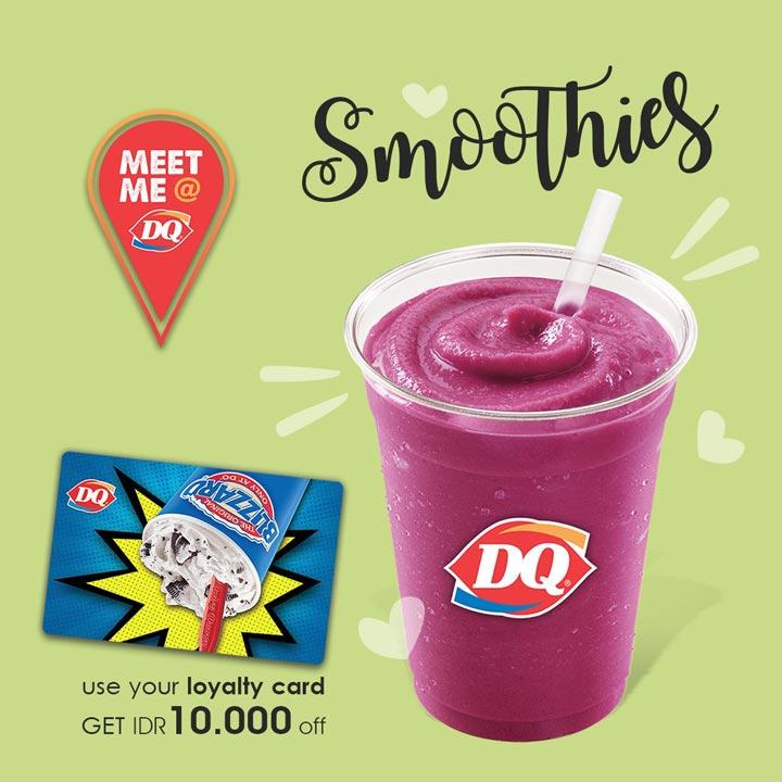 Discount Rp 10.000 dari Dairy Queen</h3>
