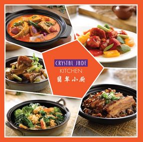 Wok Specialties $5.20 Promotion at Crystal Jade Kitchen