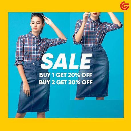 Geela Product Promotion at Matahari