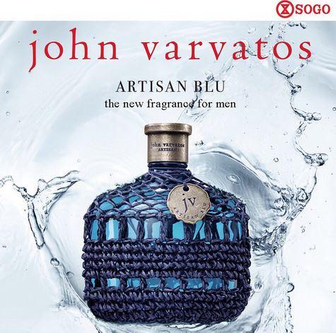 John Varvatos Promotion at Sogo
