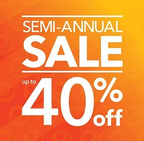 Discount Up to 40% Promo from Payless