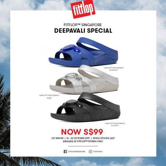 01536ed7ba878 Promotion Deepavali Special di Fitflop Store - Wisma Atria