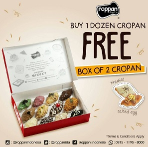 Free 2 Cropan Promo from Roppan