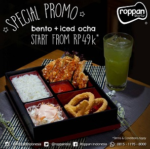 Promo Special from Roppan