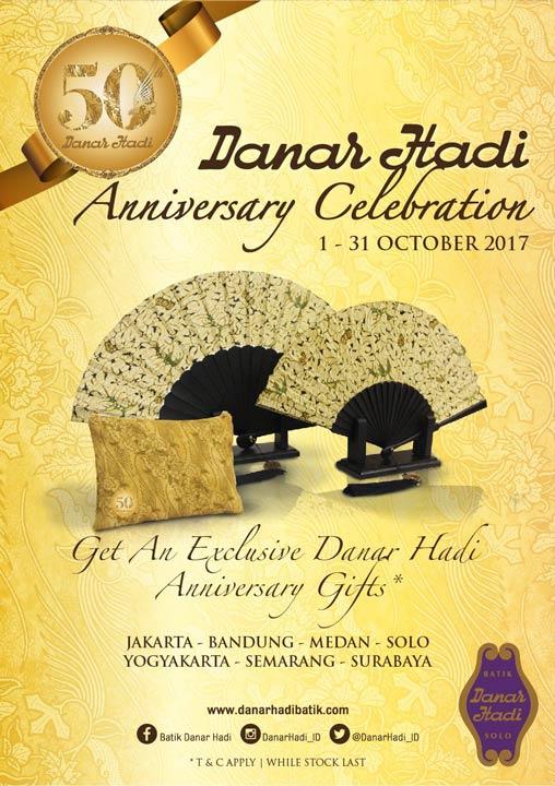 Special Gift from Batik Danar Hadi