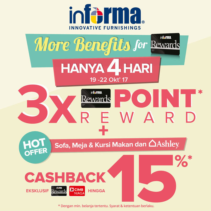 Special Promotions from Informa
